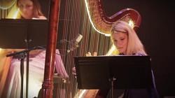 Cécile Bonhomme harpiste 06