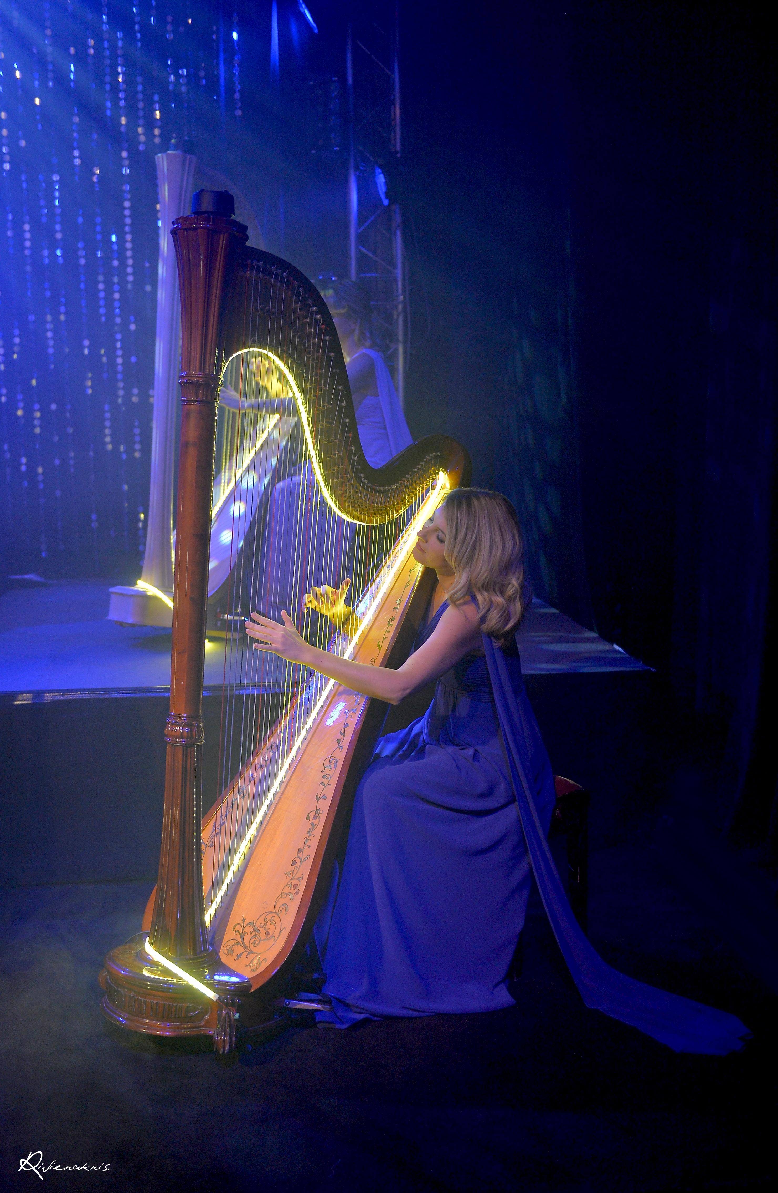Cécile Bonhomme/Harpiste Côte d'Azur