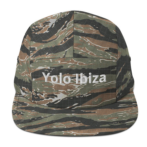 Yolo Ibiza Five Panel Cap