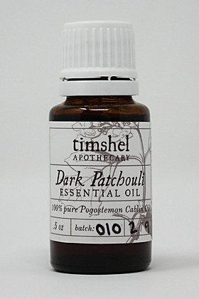 100% Pure Patchouli (Dark) Essential Oil