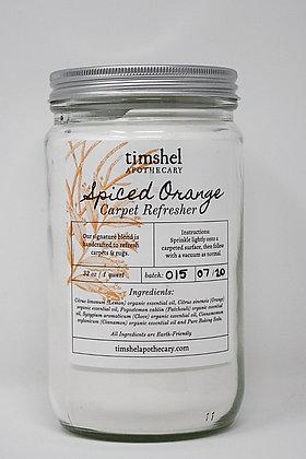 Spiced Orange Carpet Refresher