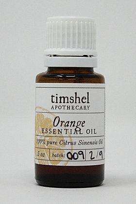 100% Pure Orange (5-Fold) Essential Oil