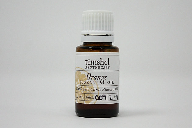 100% Pure Orange (5-Fold) Essential Oil