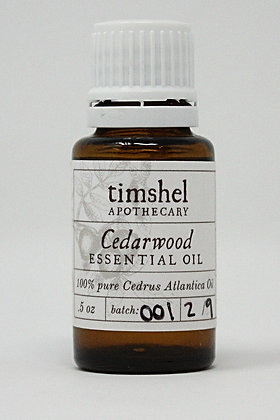 100% Pure Cedarwood (Atlas) Essential Oil
