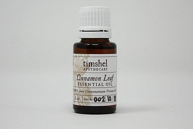 100% Pure Cinnamon Leaf Essential Oil