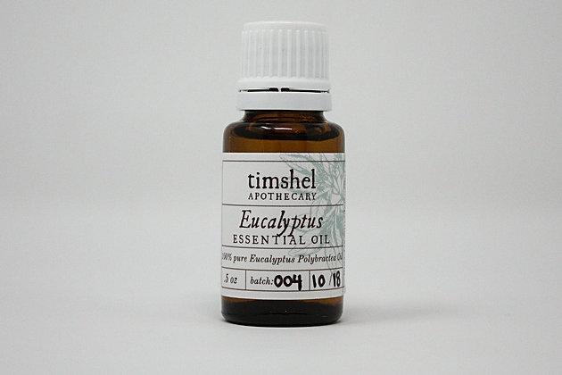100% Pure Eucalyptus  (Globulous) Essential Oil
