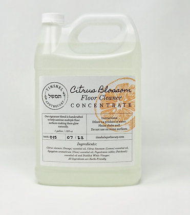 Citrus Blossom Floor Cleaner Concentrate