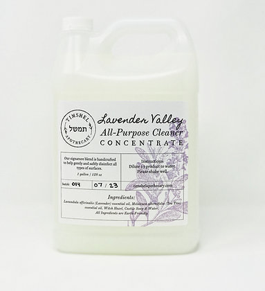 Lavender Valley All-Purpose Cleaner Concentrate