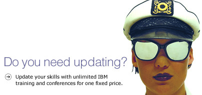 IBM HOME PAGE GRAPHIC