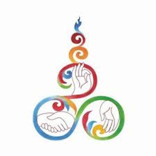 Bodhicharya Buddhist Group Logo