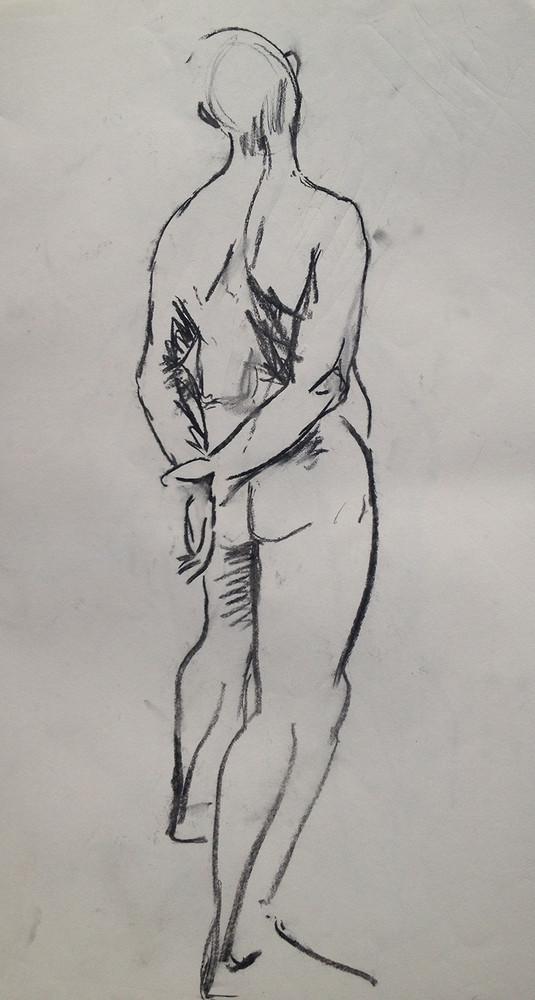 Life Drawing 17