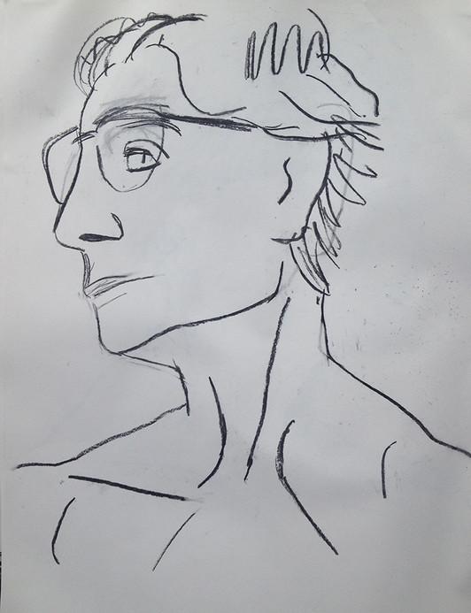 Life Drawing 16