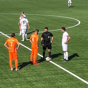 Auswärtsniederlage gegen den FC Wil 1900 2