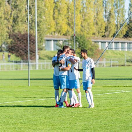 Punkteteilung im Duell mit dem Tabellenführer FC Uzwil