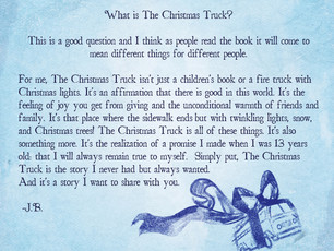 What is The Christmas Truck