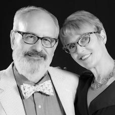 Debra Ferguson and Owen Taylor