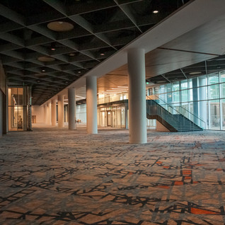 Renasant Convention Center Construction