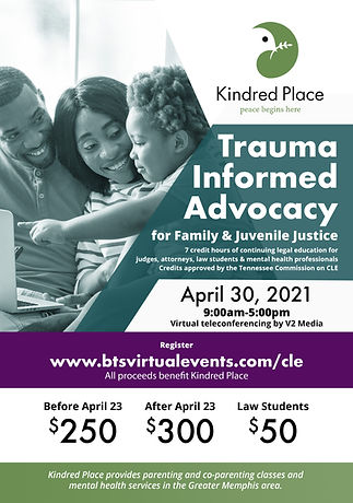 Trauma Informed Advocacy For Family & Ju