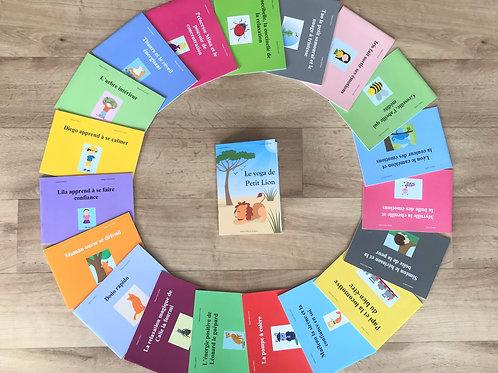 Les livres - Collection complète