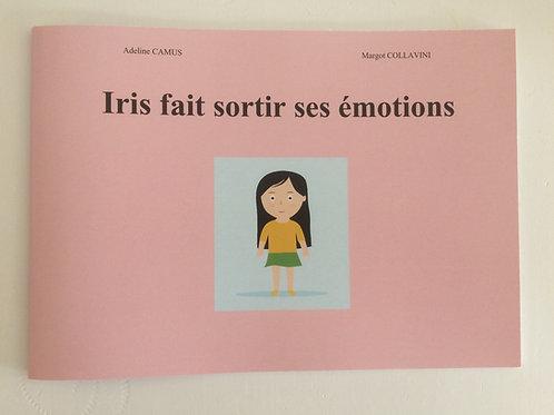 Iris fait sortir ses émotions