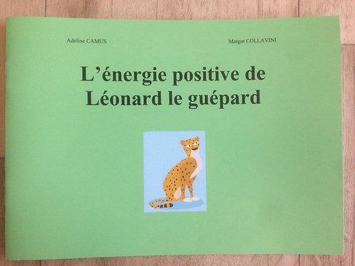 L'énergie positive de Léonard le guépard