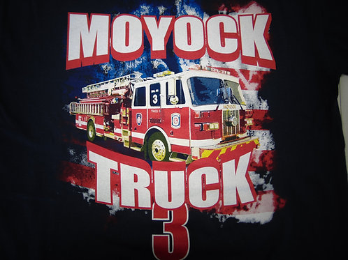 YOUTH Moyock Fire Dept T-Shirts