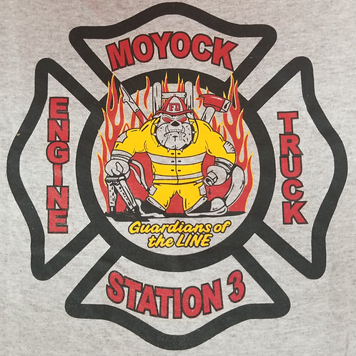 """Moyock Fire Dept. """"Guardians of the Line"""" T-Shirts"""