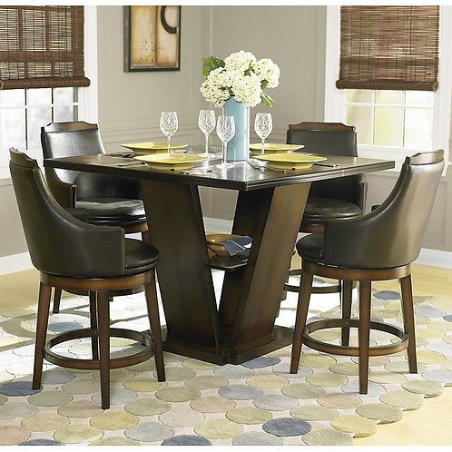 Bayshore Counter Height Dining Room Set by Homelegance