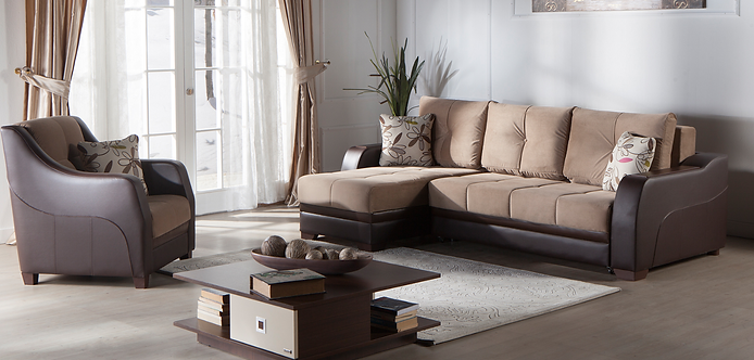 ULTRA LILYUM VIZON SECTIONAL SOFA