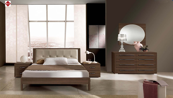 Teseo MCS Bedroom Set by ESF
