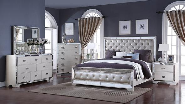 GLORIA QUEEN BEDROOM SET by COSMOS
