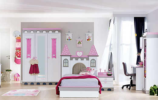 CASTLE KIDS BEDROOM