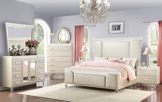 CHANEL BEDROOM SET CSM
