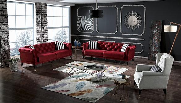 SALERNO LIVING ROOM BY IPEK MOBILYA