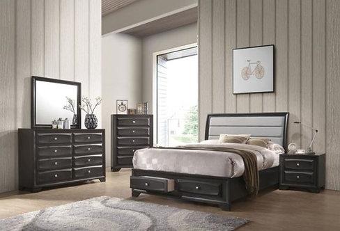 SOTERIS 5PIECE BEDROOM SET BY ACME