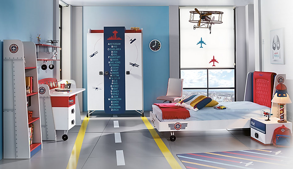PILOT KIDS BEDROOM