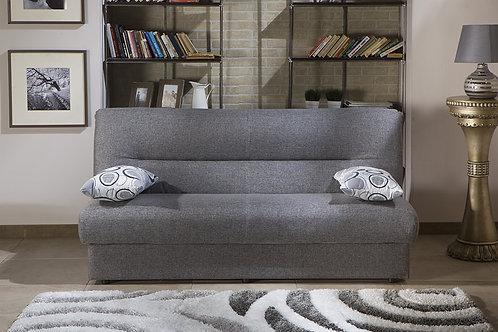 Regata Diego Gray Convertible Sofa Bed