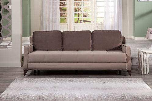 Harper Bari Vizon Convertible Sofa Bed by Sunset