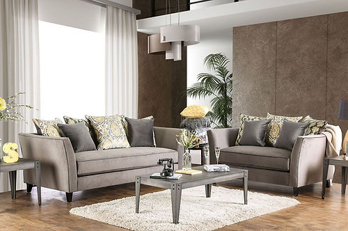 Chantal Sofa & Loveseat Set