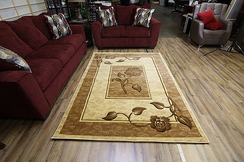 205 Rosa Area Rug Cream by bekmez