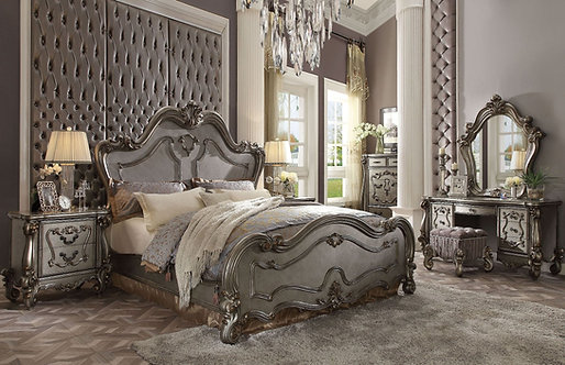 ACME VERSAILLES ANTIQUE PLATINUM FINISH