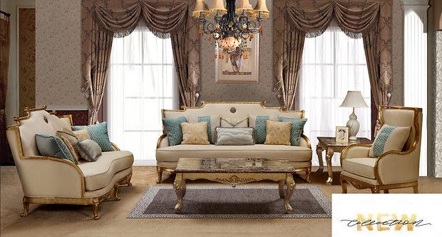 Majestic Sofa, Loveseat & Chair