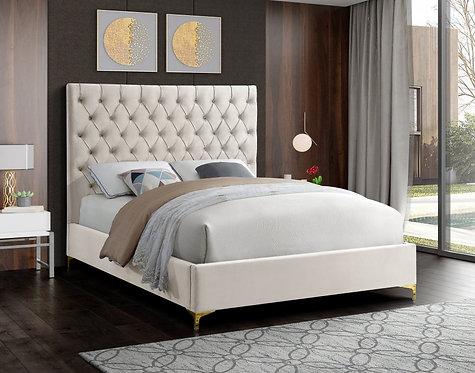 CRUZ VELVET BED
