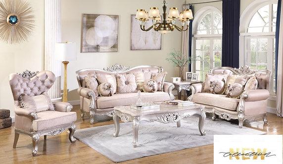 Daisy Sofa, Loveseat & Chair