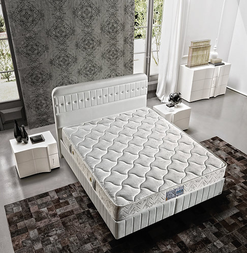 Solo Storage Bed