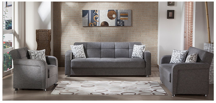Vision Diego Gray Living Room ( ISTIKBAL )