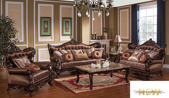 Aroma Sofa, Loveseat & Chair
