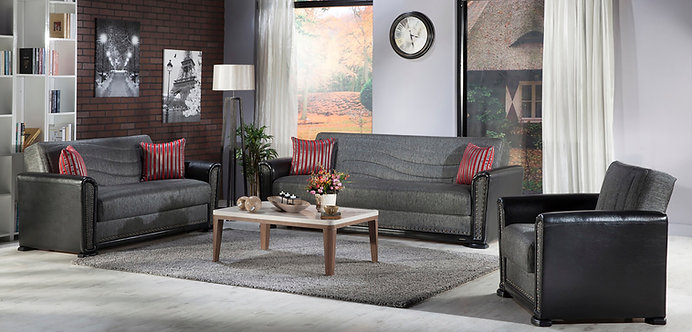 Alfa Redeyef Fume Living Room (ISTIKBAL)