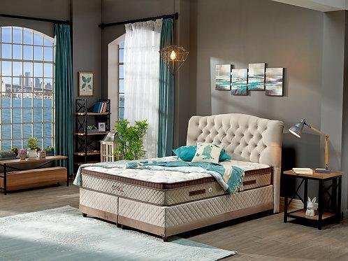 Gardin Storage Queen Bed