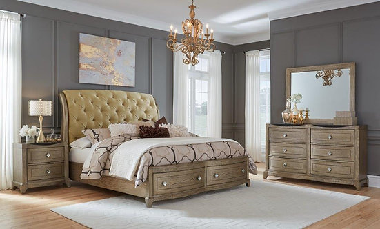 ATHENA BEDROOM SET
